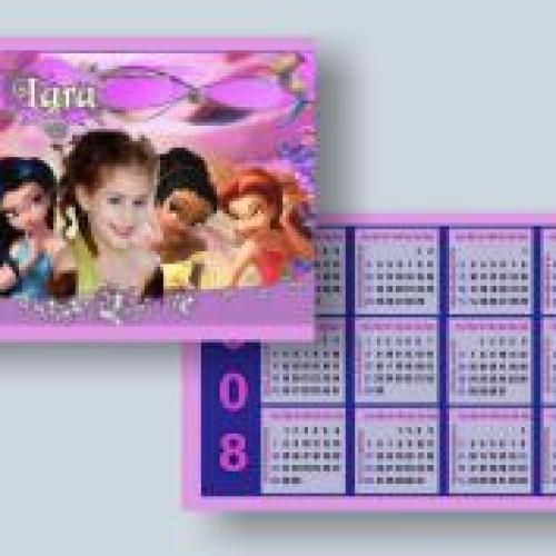 Calendario de Bolso