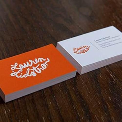 Cartões de Visita 300g